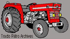 Revue technique manuel et notice d 39 entretien pour tracteurs massey ferguson - Dessin de tracteur massey ferguson ...